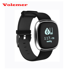 2017 Heart Rate P2 Smart Wristband Fitness Tracker Band Blood Pressure Watch Bluetooth Health Bracelet Connect Bangle PK ID107