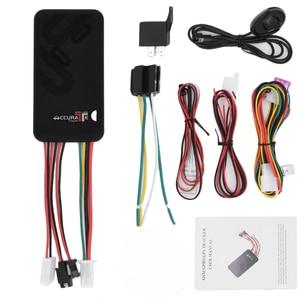 Image 1 - 5 sztuk/partia uniwersalny GT06 samochód GPS Tracker pojazdu utwór urządzenie Monitor lokalizator pilot SOS Alarm mikrofon darmowa wysyłka