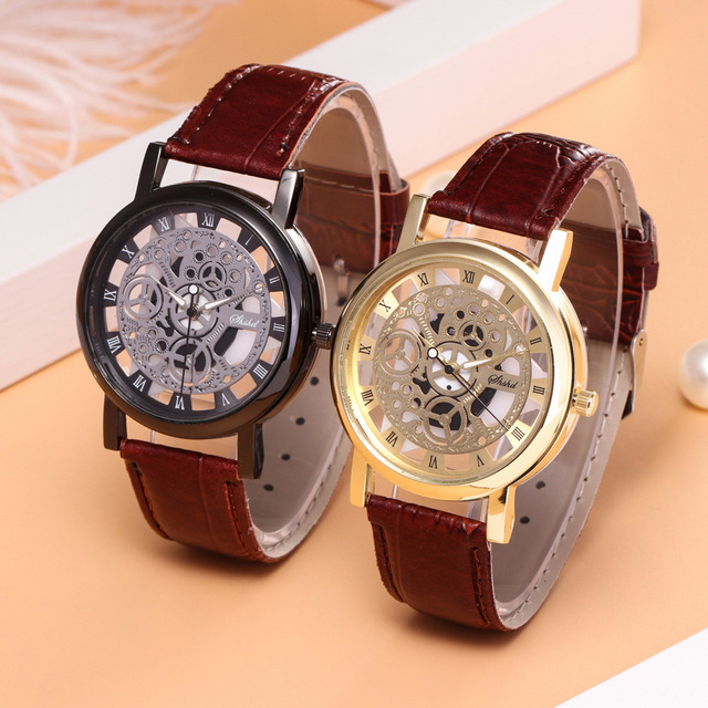 erkek kol saati Top Luxury Brand Fashion Quartz Watch Women Men Wrist Watch Wris