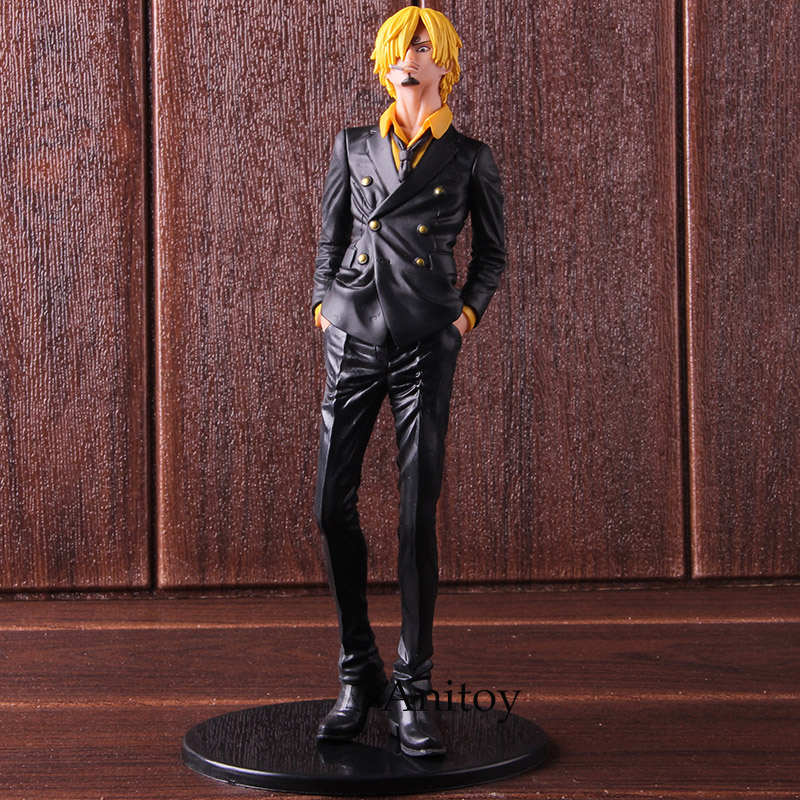 Action Figure <font><b>One</b></font> <font><b>Piece</b></font> Sanji Vinsmoke Banpresto <font><b>Ichiban</b></font> <font><b>Kuji</b></font> C The Best Edition PVC Collectible Model Toy image
