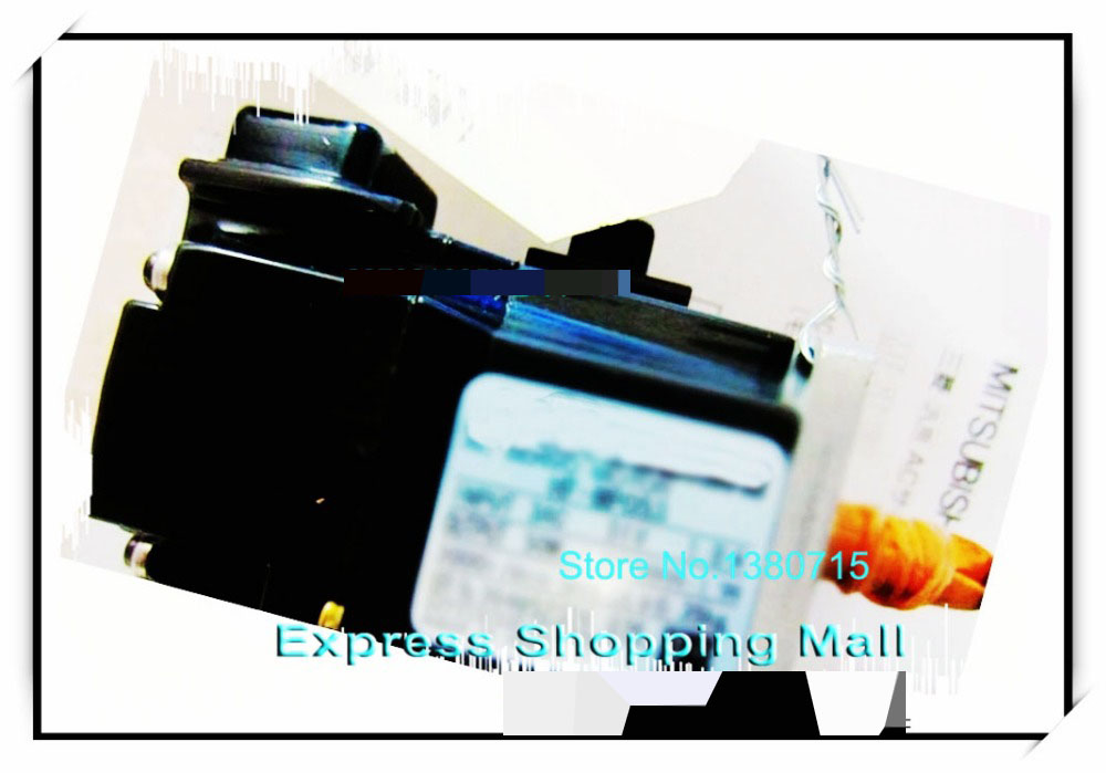 New Original HF-MP053 50W 3000r/min AC Servo Motor new original hf kp23b 200w 3000r min with brake ac servo motor