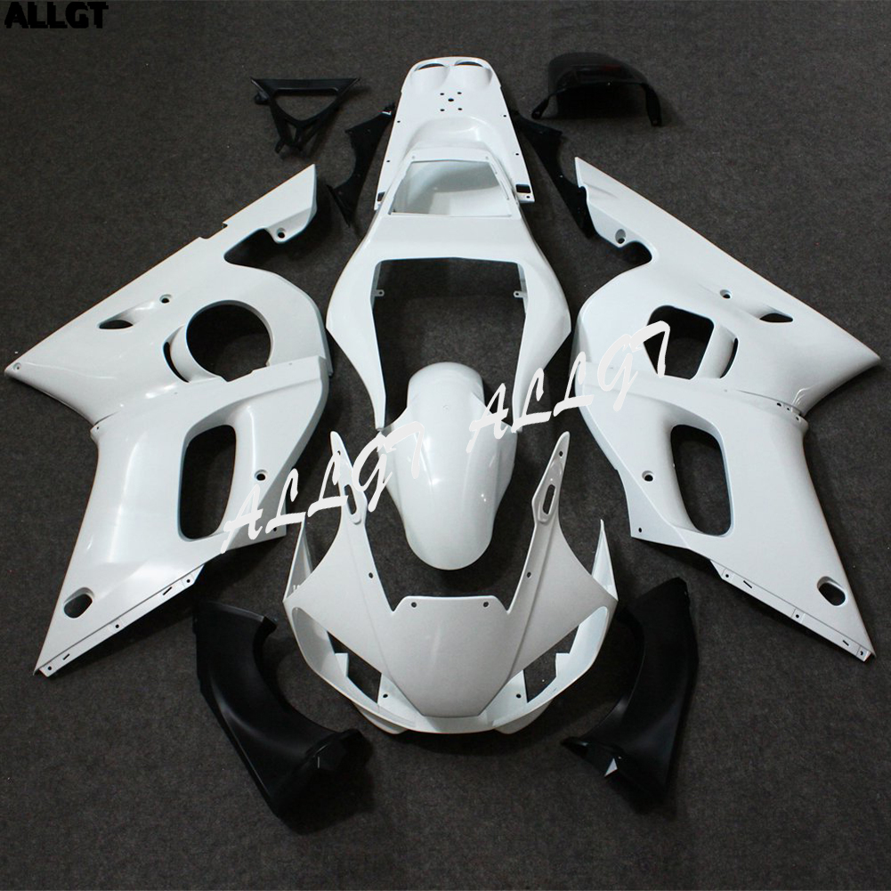 ALLGT Motorcyle Bike Injection Molded Unpainted Fairings for YAMAHA YZF R6 1998 1999 2000 20001 2002