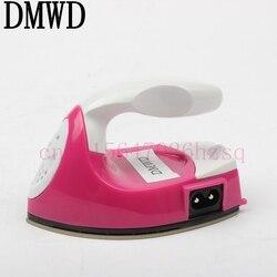 DMWD Super Mini electric irons household viagem portátil ferro de baixa potência dormitório pequeno ferro 25 W Temperatura até 170 graus