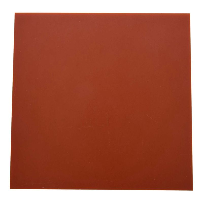 Bakelite Phenolic Resin Flat Plate Sheet 3mm X 200mm X 200mm For PCB Mechanical