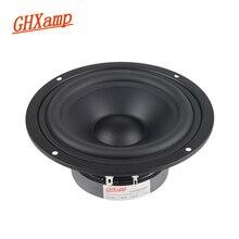GHXAMP 5 INCH Woofer Speaker Unit Alto Stereo HOME Speaker MID BASS HIFI Loudspeaker DIY 45W 90W 1PCS