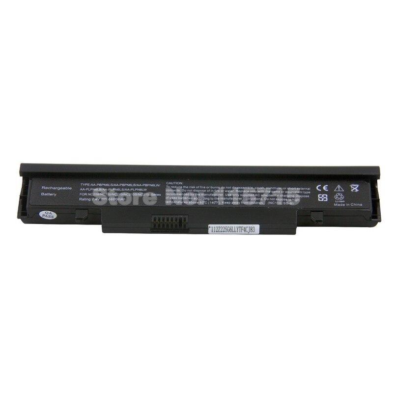 JIGU 7,4 В ноутбука Батарея AA-PLPN6LB AA-PLPN6LS AA-PLPN6LW AA-PBPN6LB AA-PBPN6LS AA-PBPN6LW для SAMSUNG NC210 NC111 NC110 серии
