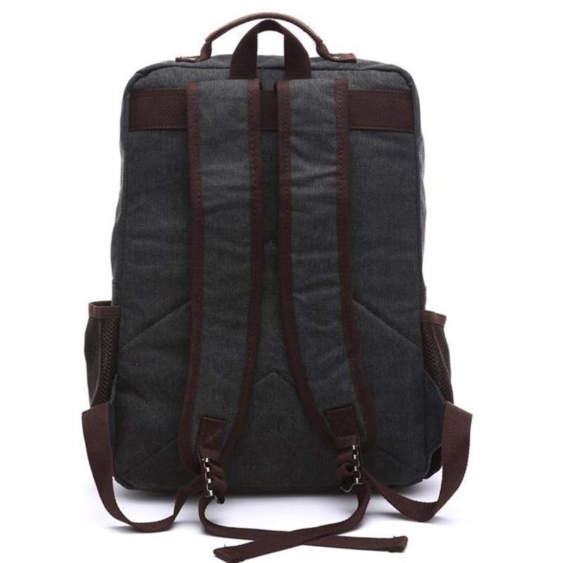 Чоловіча сумка Vintage Рюкзак Чоловічі - Рюкзаки - фото 5
