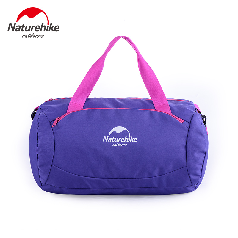 NatureHike New 20L Swimming Bag Unisex Waterproof Storage Bag Large Capacity Wet And Dry Separation Sports Shoulder Bag