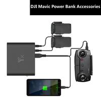 DJI Mavic Air Power Bank Portable Charger USB Mobile Power Intelligent Battery Charging For AIR Quadcopter Converter Accessories