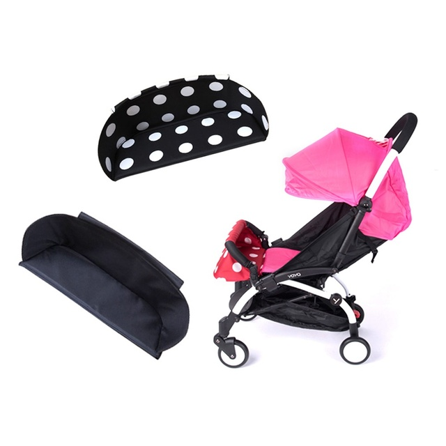 Adjustable Baby Stroller Footrest Carriage Extension Foot Support Pedal Stroller Longer General Footboard Infant Pram Accessory