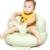 Bomba embutida Portátil Cadeira de Bebé Beanbag Sofá Inflável Bonito Dos Desenhos Animados PVC Boneca de Brinquedo Assento de Segurança Do Assento De Banho BB0117 Alimentação Enfermagem