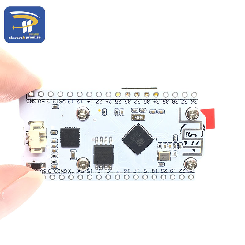 Developers - ESP32: HelTec's Wifi Kit 32 fails to connect to