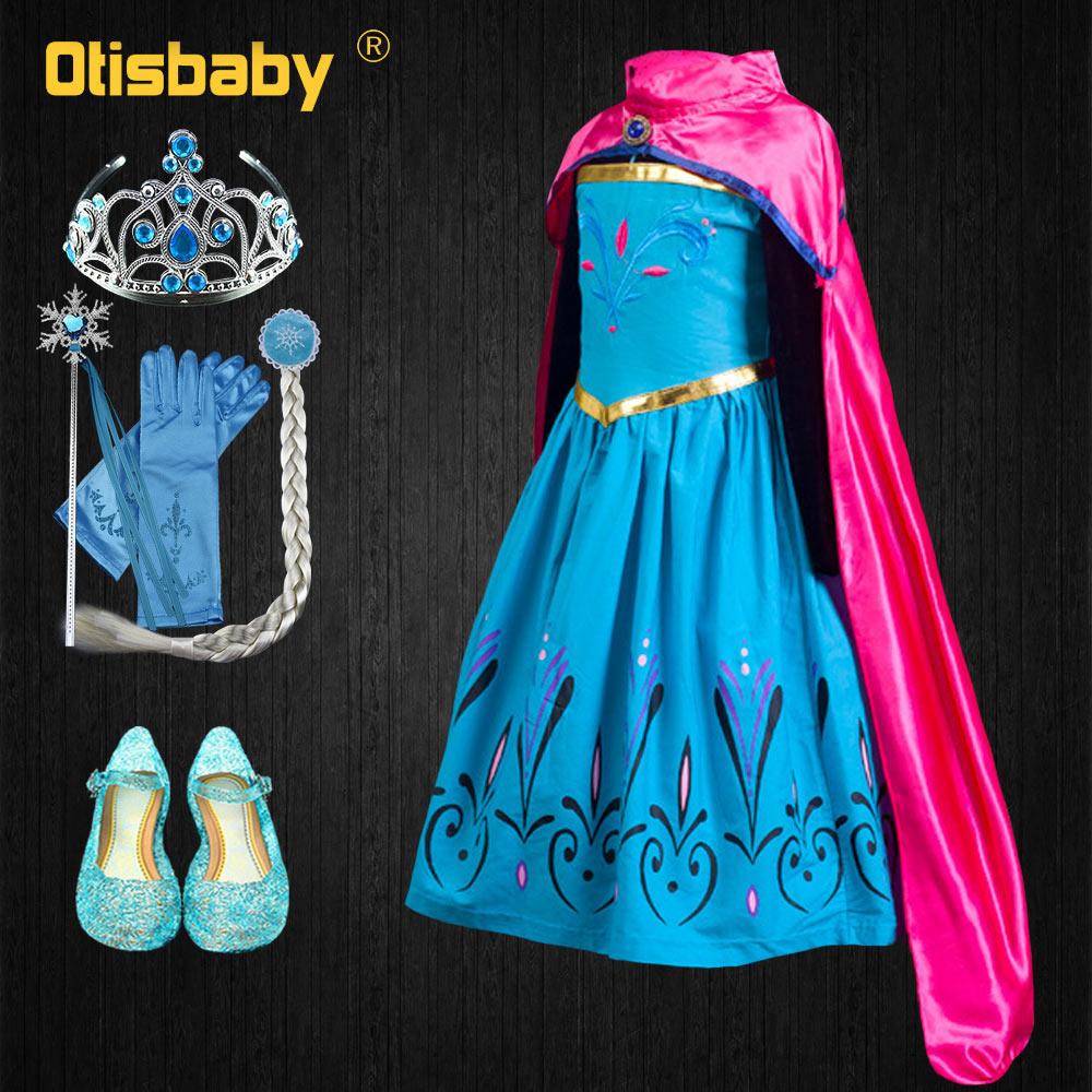 Elsa Coronation Princess Dress