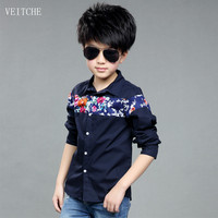 2016 Spring Autumn Children S Clothing New Brand Kids Shirts Casual Cotton Long Sleeve Baby Boys