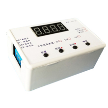 Time relay module 5v 6-8.4v 12v 24v power cycle digital display timing off time circuit switch programmable control aiyima ac220v delayed relay on off cycle timing programmable module for motor pump led time control