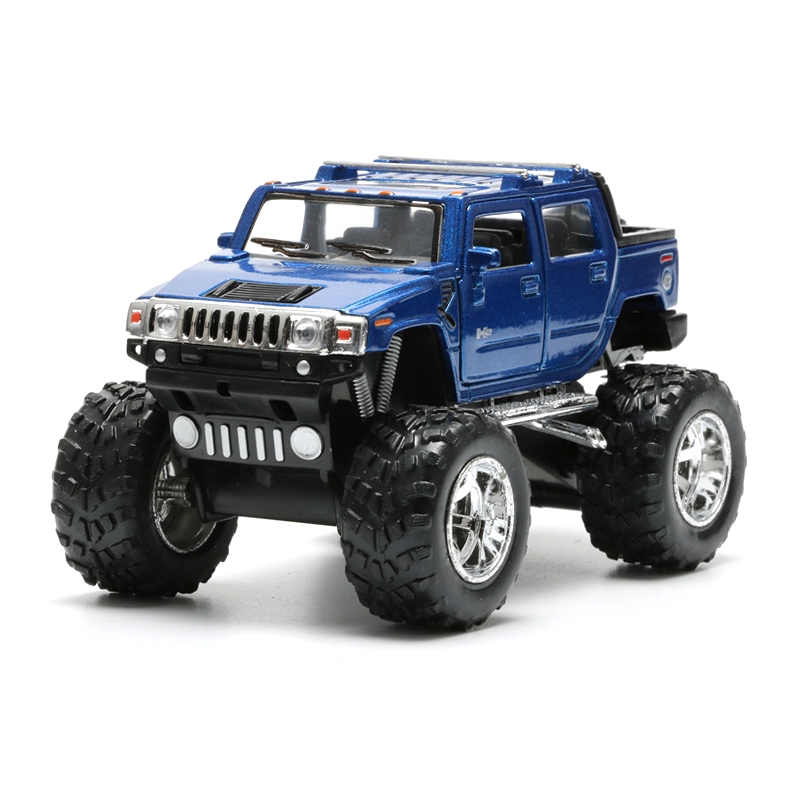 1:40 H2 SUT Car Toy, Simulation Alloy Cars Model For Kids, Miniature Models For Collection, Hot Toys, Brinquedos Gift