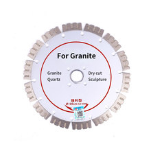 цена на 190mm Dry Cutting Disc Tile Cutter Saw Blade For Granite Marble Slotted Disc Cutting Tools Diamond Saw Blade For Quartz Ceramic