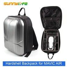Sunnylife Novo Mini Chegada MAVIC Hardshell Mochila bolsa de Ombro Bolsa de Saco De Armazenamento À Prova D' Água para DJI Zangão AR Acessórios