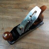 LUBAN 4# Wood Planer European Iron Planer Metal Planer Stainless Steel Plate