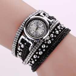 Женщина браслет из сплава кварцевые часы наручные часы