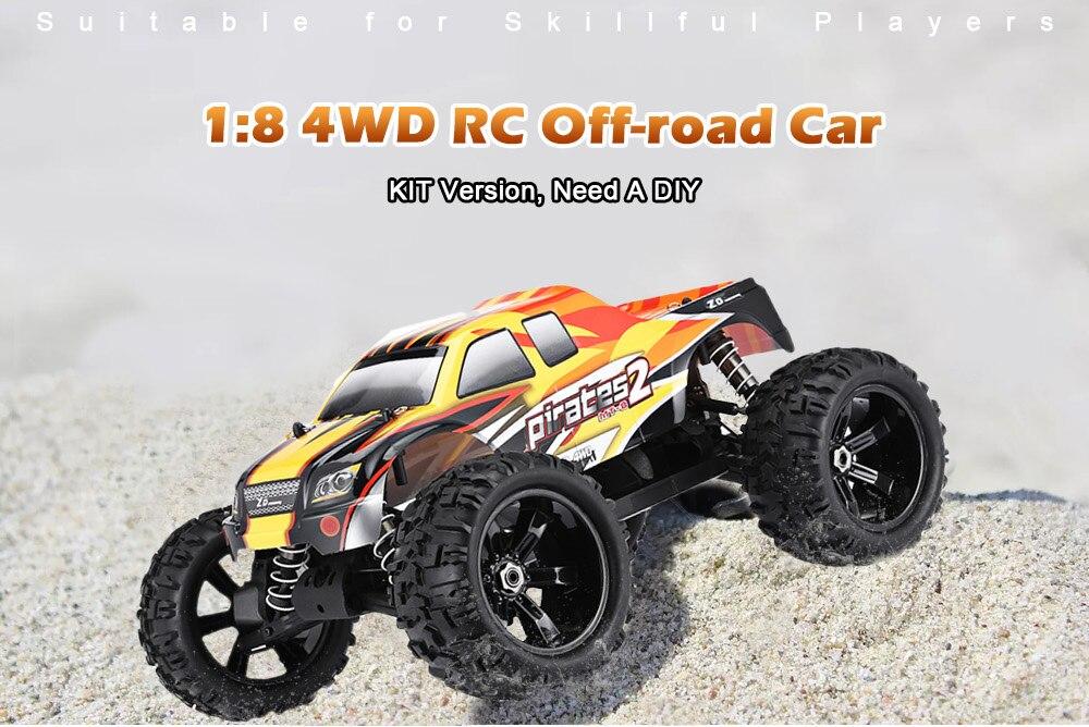 ZD Racing 9116 Voiture RC 1:8 4WD Nitro Power Balance Off Road Monster véhicule jouet sauvagerie Nokier 18 Voitures à télécommande moteur CXP
