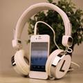 Som entoar para hd-870 fones de ouvido do telefone móvel fone de ouvido baixo computador fone de ouvido cinto microfone