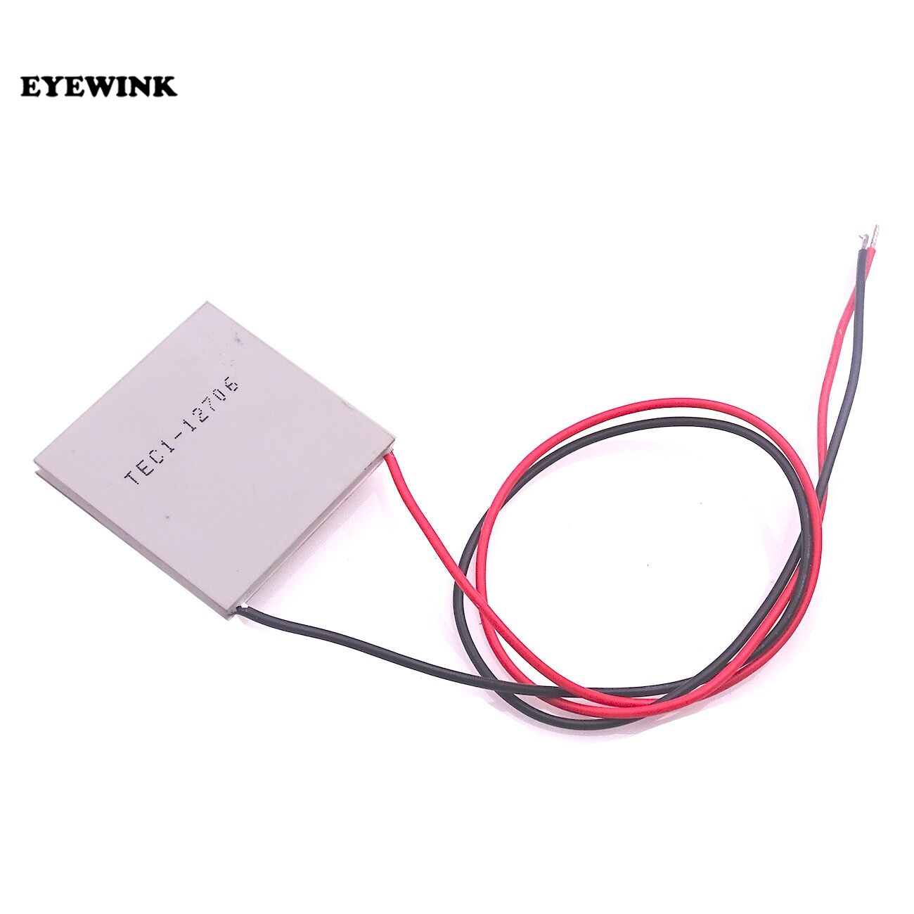 EYEWINK 60PCS TEC1 12705 TEC1 12706 12706 TEC Thermoelectric Cooler Peltier 12V New of semiconductor refrigeration