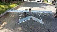 New arrival DIY balsa wood 2000mm wingspan FPV plane RQ 7 rc toy plane
