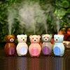 High Quality Personalized Creative Cartoon Teddy Bear Ultrasonic Home Office Humidifier