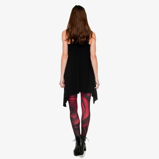 New Hot sale New Flower Peony Legging Digital Print Leggings Girl Leggings For Fashion Dress