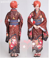 Anime LOVE LIVE! Nishikino Maki Action Figure Printing Party Lolita Dress Uniforms Cosplay Kimono Costume Any Size NEW