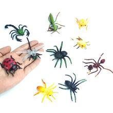 Имитации богомол скорпион приключения насекомых паук модели играть куклы животных шт./компл.
