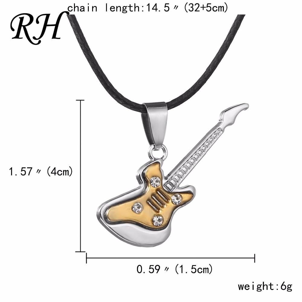 acffa572c407 ... collares cadenas regalo accesorio Punk Rock música joyería instrumentos  musicales gargantilla. HH1A6079  HH1A6287 HH1A6500 HH1A6311 HH1A6304  HH1A6086  ...