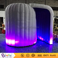 lighting popular dome tent inflatable photo booth props for party-toy tent