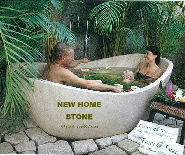 Garden Bathtub