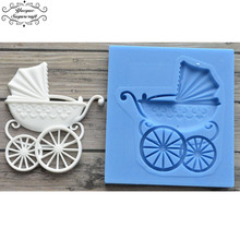 Baby Carrige Silicone mold