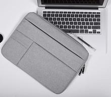 13 15.6 Inch Laptop Tas Sleeve Case Voor Macbook Air Pro/Dell Inspiron/Toshiba/Acer Aspire e15/Asus Vivobook/Msi/Hp Notebook Tas