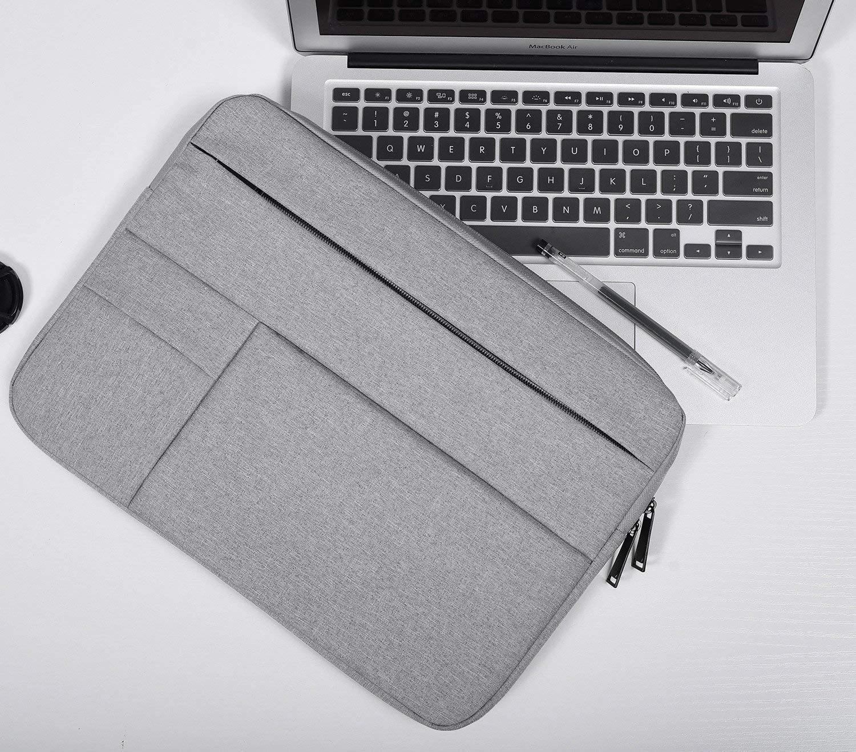 KUUDJIT Eruption Volcano 13//15 Inch Laptop Sleeve Bag for MacBook Air 13 15 Pro 13.3 15.4 Portable Zipper Laptop Bag Tablet Bag,Diving Fabric,Waterproof Black