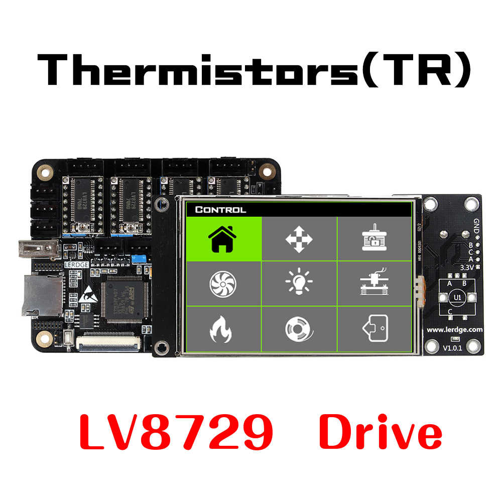 small resolution of  lerdge x 3d printer controller board for reprap 3d printer motherboard with arm 32bit mainboard