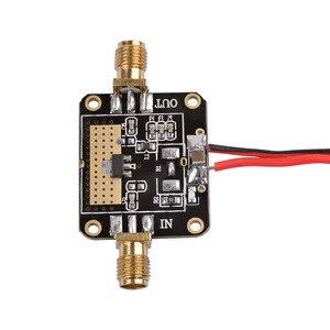 Image 4 - Радиочастотный усилитель AIYIMA 50M 6 ГГц, плата широкополосного усиления, усилитель с низким уровнем шума, средний усилитель, модуль усиления 19 дБ для FM, GPS, Wi Fi