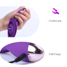 Powerful Round Shaped Licking Vibrator