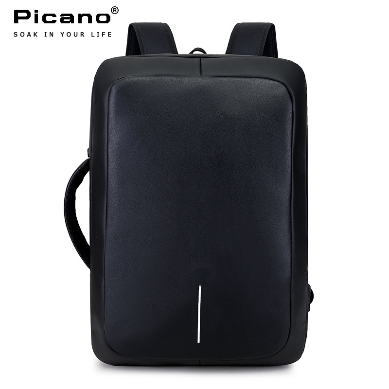 Picano Waterproof Laptop Backpack Multifunction USB Charging School Bag Men Women 3 in 1 Large Capacity Business Backbag PCN096Picano Waterproof Laptop Backpack Multifunction USB Charging School Bag Men Women 3 in 1 Large Capacity Business Backbag PCN096