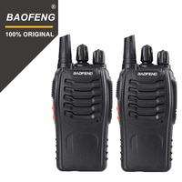 2PCS 100% Original Baofeng 888S Walkie Talkie Portable Radio Hotel Communicator Handheld Transceiver Cb Radio BF 888S Station