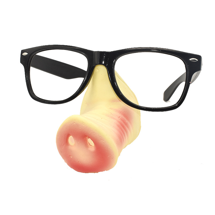 2x Pig Nose Sunglasses  Glasses Cosplay Costume Photo Prop