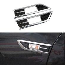 Jameo Авто боковой сигнал поворотники света поворотные огни крышка отделочный стикер Подходит для Chevrolet Cruze 2009-2016 седан хэтчбек