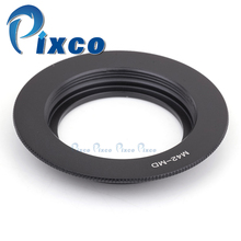 Pixco Lens adaptörü için çalışmak M42 Vida Lens Minolta MD MC kamera yatağı XD 7 XD 5 XD 11 XG XG7 X370 X500 X 700