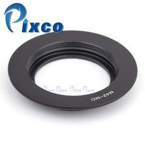Image 1 - Pixco lens adapter work for M42 Screw Lens to Minolta MD MC Camera Mount  XD 7 XD 5 XD 11 XG XG7 X370 X500 X 700