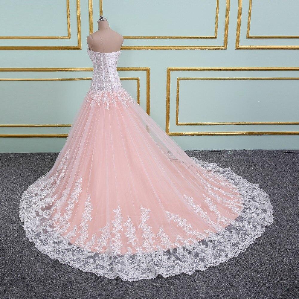 Asombroso Trajes De Novia Blanco Elaboración - Colección del Vestido ...