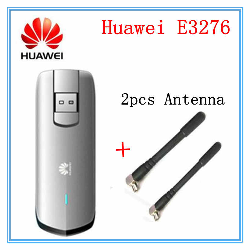 Dongle USB Wireless WCDMA TDD sbloccato, Modem 4G LTE Huawei E3276, 150Mbps, 2 pezzi, 4g