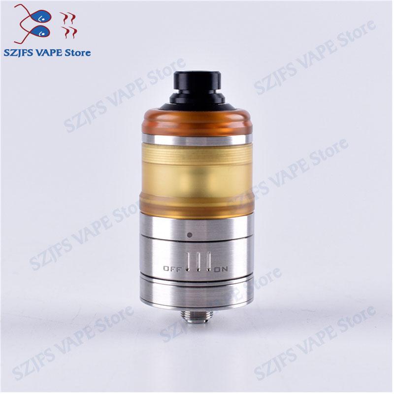 Original Shenray Dome V3 RTA Atomizer 3.5ML Capacity 316 SS 24mm Diameter E Cigarette Vapor Vape Vaporizer For 510 Vs Glaz RTA 2